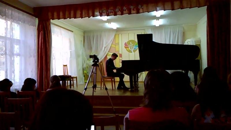 Шопен - Скерцо №2, си-бемоль минор, op. 31