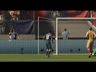 FIFA18 Гол Джезуса