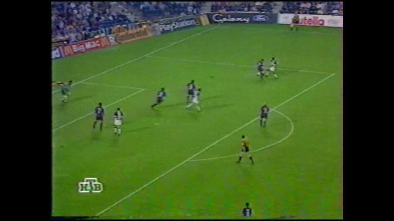 88 CL-1997/1998 FC Barcelona - PSV Eindhoven 2:2 (01.10.1997) HL