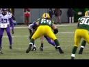 NFL 2017-2018 / Week 16 / Minnesota Vikings - Green Bay Packers / 23.12.2017 / EN