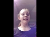 Sofia Nebutova - Live