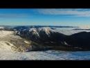 Один день в Карпатах на вершине горы Поп Иван