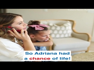 7-Year-Old Cries as She Meets Bone Marrow Donor Who Saved Her