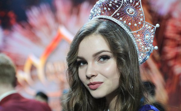 «Мисс Россия — 2018» поделилась впечатлениями после победы