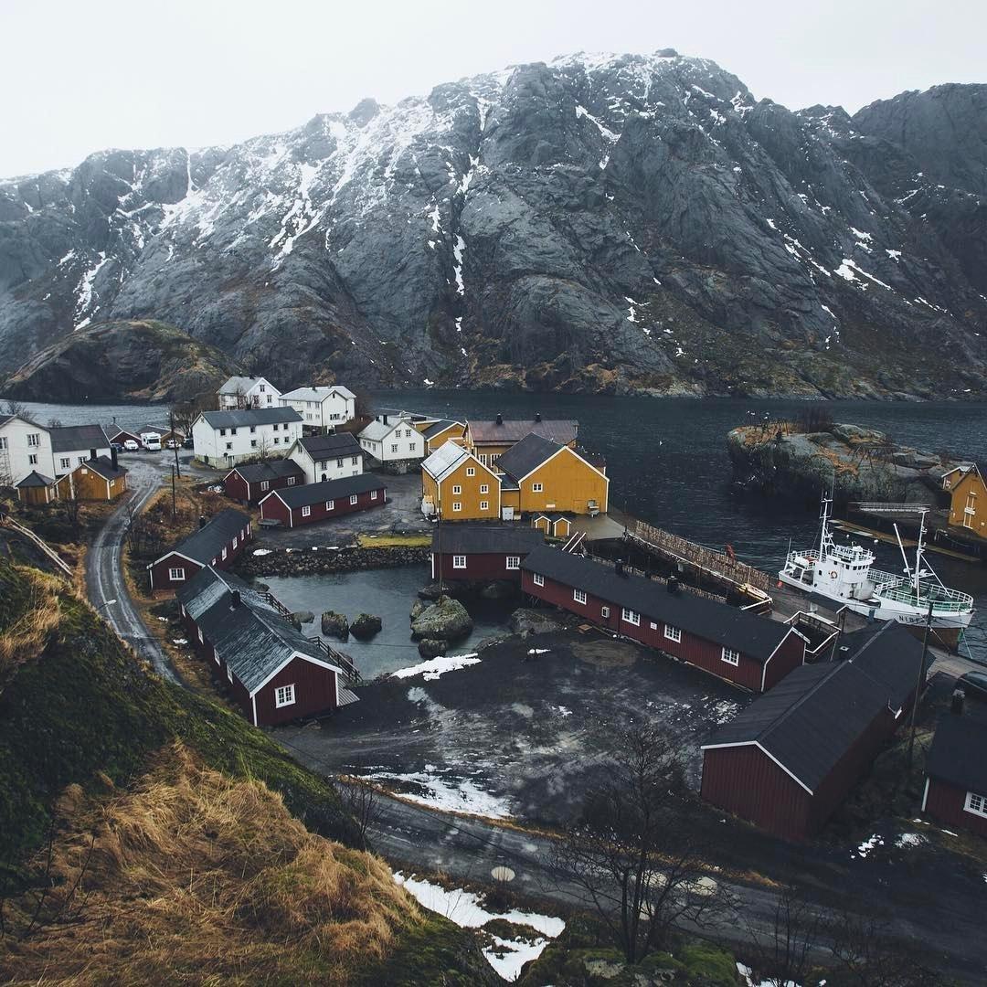 Роскошные пейзажи Норвегии - Страница 38 Jx6asraLgeQ