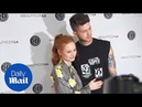 Madelaine Petsch with boyfriend Travis Mills at Beauty Con - Daily Mail