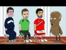 Kut Stupid-Путин наказывает футболистов
