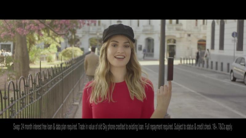 Реклама мобильной связи «Sky Mobile» — «Hello Possible» (2018)