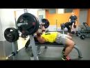 Жим 170 кг