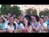 Я второй раз приезжаю и второй раз в таком счастье от ваших людей: российские звезды выступили в Луганске