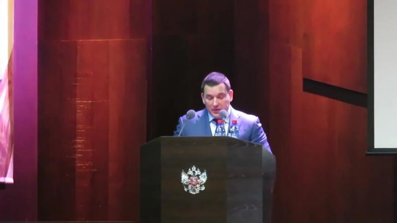 Мэр Новокузнецка С. Н. Кузнецов - о заключении мирового соглашения по электросетям