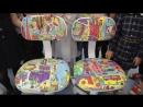 Детское кресло раскраска