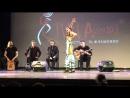 Великолепная Мариня Яковлева с tarantos на фестивале iVivaEspan'a