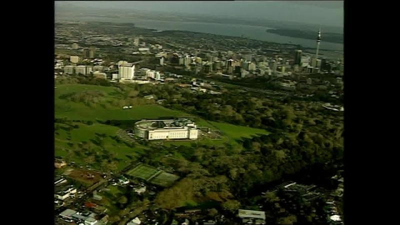 Новая Зеландия: на краю океанов - Часть 1-2
