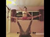 SLs Crazy Strength Flexibility Girls 2018