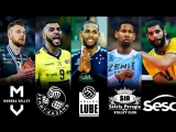 TOP » 10 Volleyball Transfers Season 2018/19. The Best Volleyball Players In The World.