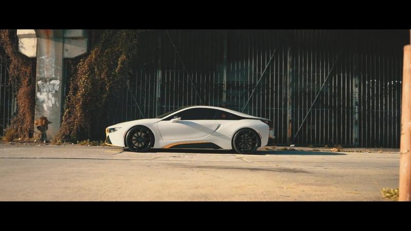 2017 BMW i8 и BLAQUE DIAMOND BD-11