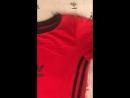 Видеоотчет Платье спортивное
