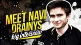 Meet NAVI Drainys (big interview)