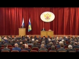 Совещание послов и постоянных представителей России
