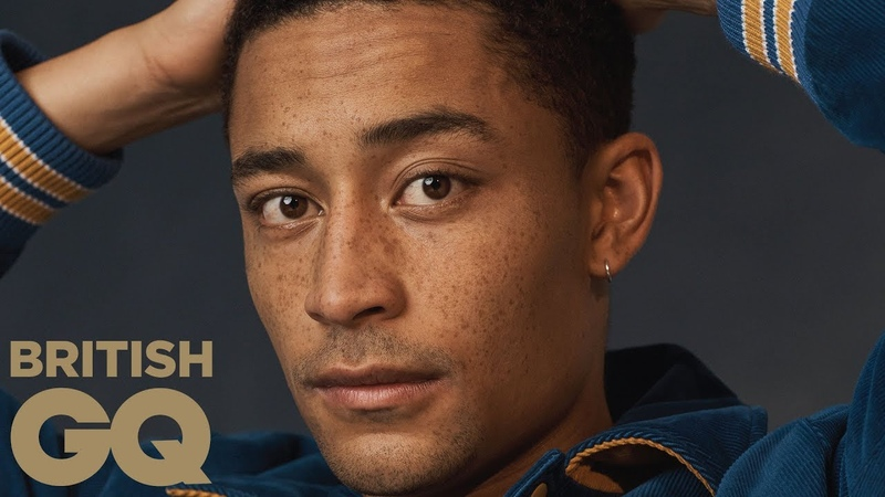 Loyle Carner on getting fired, writing drunk and ADHD | How to Be a Man | British GQ