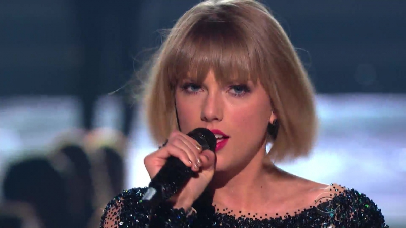 Taylor Swift - Out of the Woods (58th Grammy Awards 2016)
