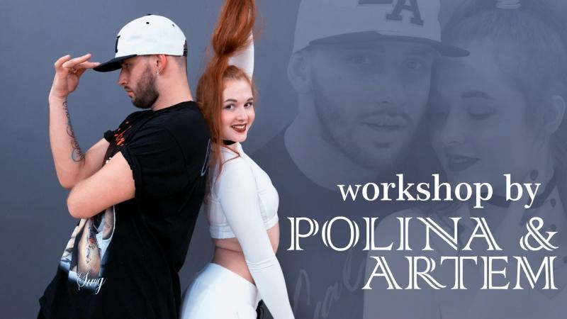 The DownBeat Project - Likki Likki |Workshop by ARTEM KOLMOGOROV POLINA RASTEGAEVA