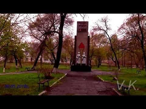 Мрачное Предпраздничное село Углекаменск