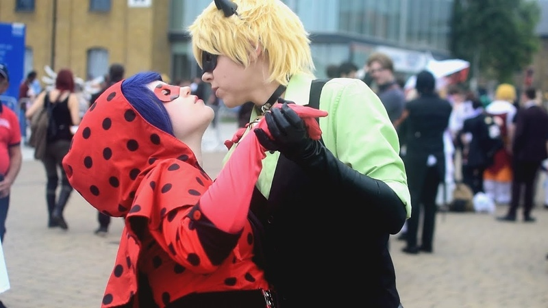 Miraculous Ladybug Chat Noir Cosplay Music Video - LadyNoir