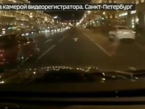 В Петербурге стритрейсер насмерть сбил пенсионерку - Вести 24