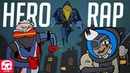 OVERWATCH HERO RAP by JT Music - One of a Kind (Hero Rap 3 Animation)