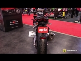 2018 Aprilia Tuono V4 1100 RR Walkaround 2018 Toronto Motorcycle Show