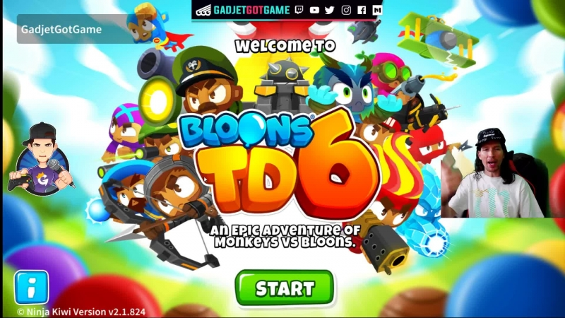 [ENG/ESP] Poppin' Off Some More in Bloons TD6!