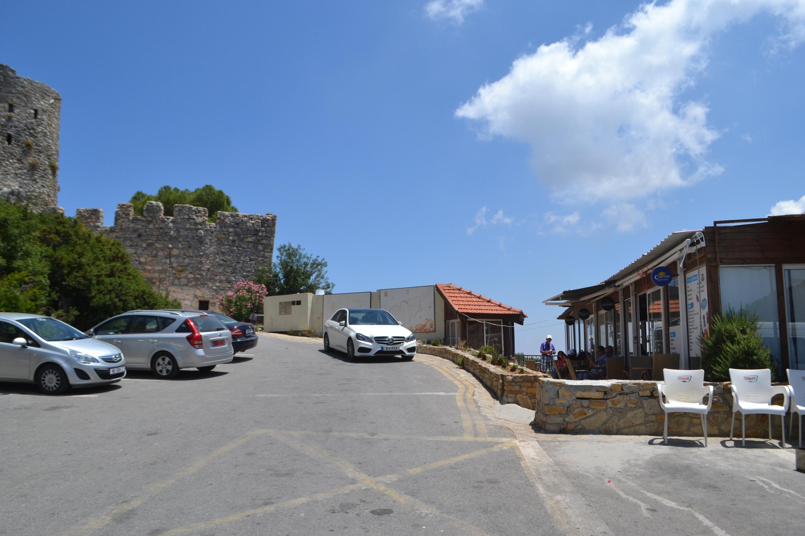 Северный Кипр. Замок Святого Иллариона. (фото). DrQ_LmznMiU