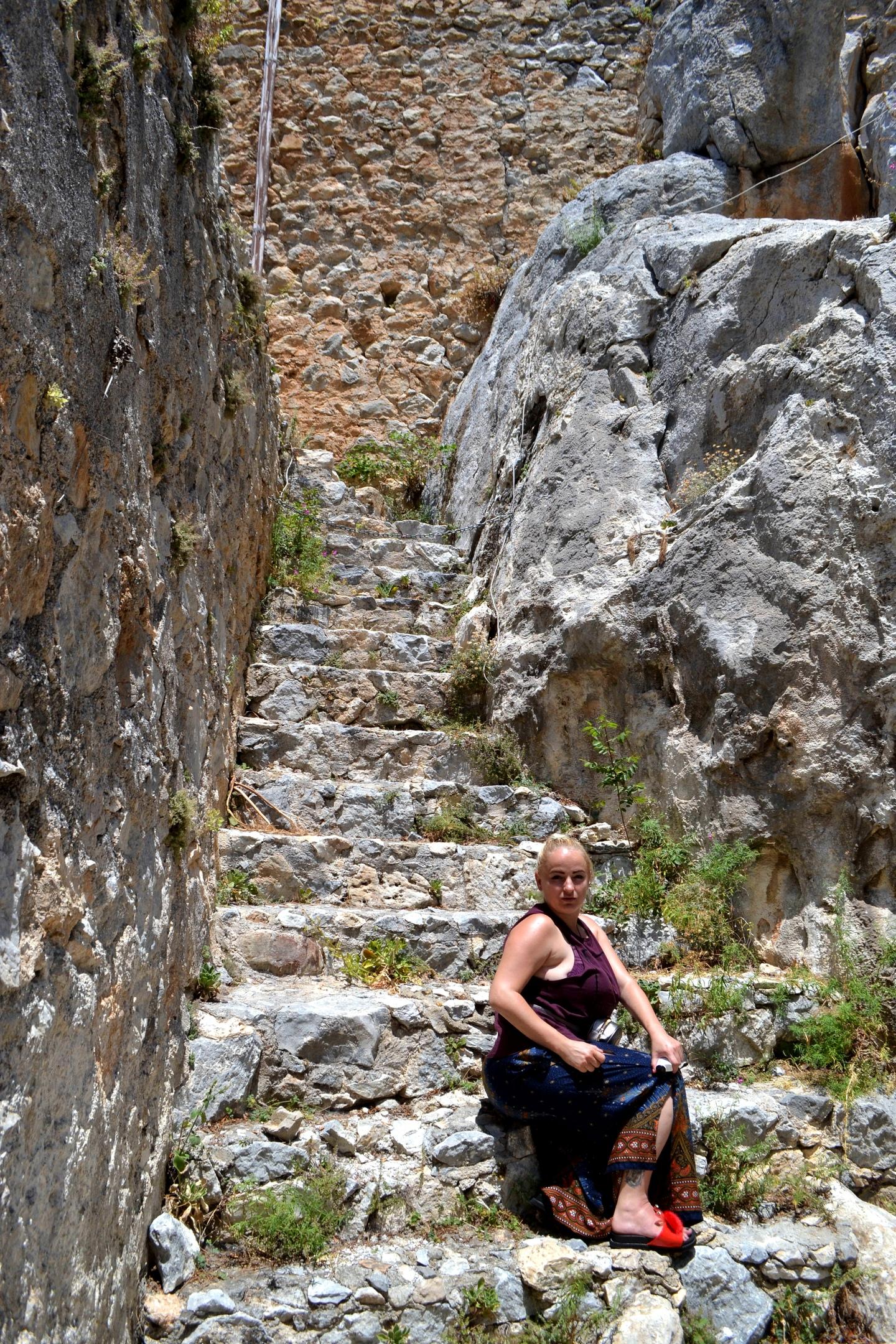 Северный Кипр. Замок Святого Иллариона. (фото). HhvUvzLTKL0