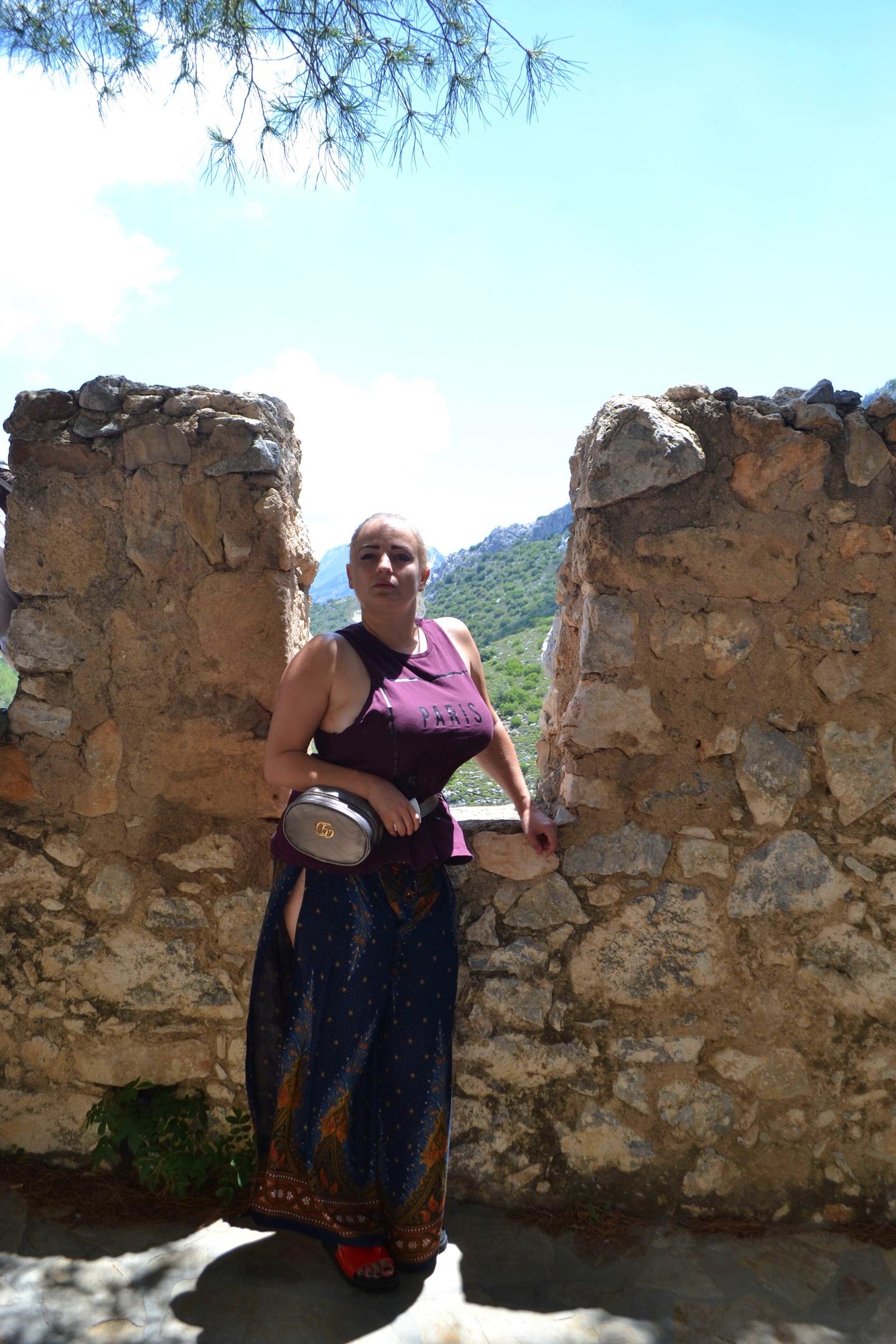 Северный Кипр. Замок Святого Иллариона. (фото). _zcd1KE_hjk