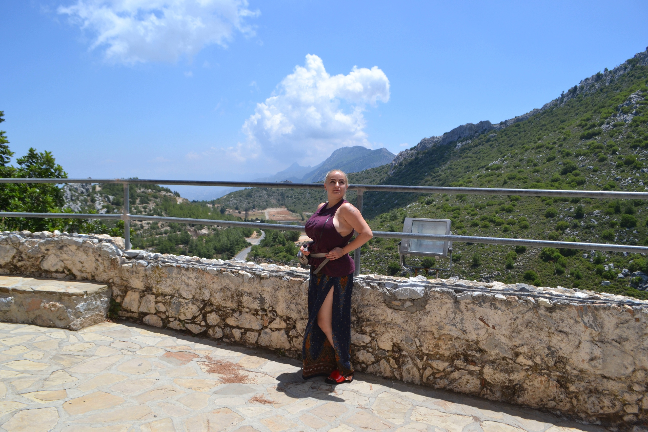 Северный Кипр. Замок Святого Иллариона. (фото). GCeCbipOa68