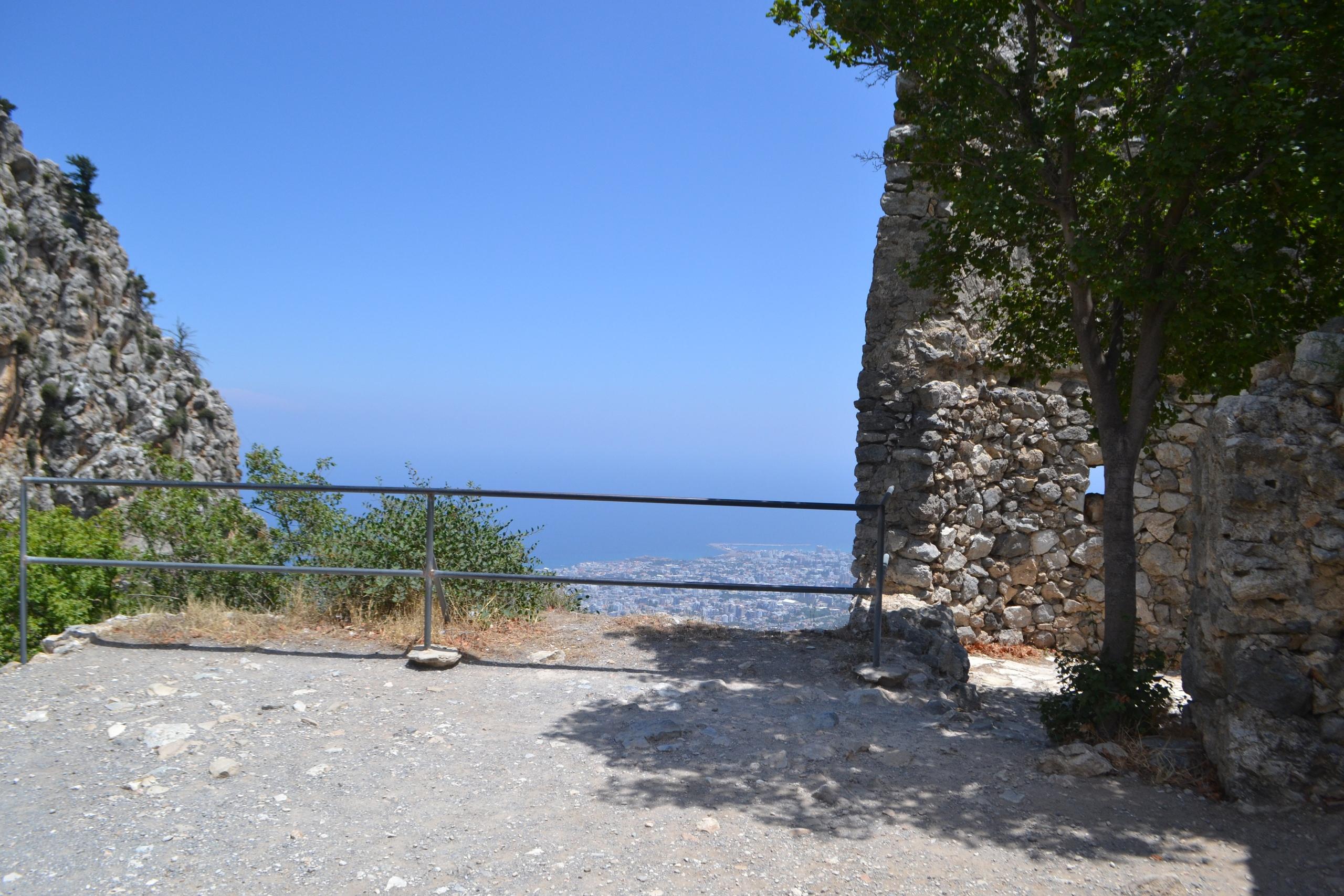 Северный Кипр. Замок Святого Иллариона. (фото). Mw4l7li5xr0