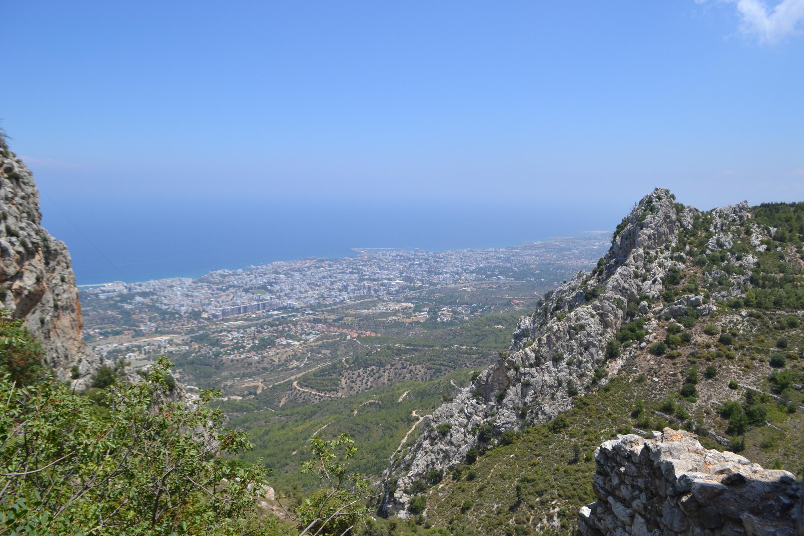 Северный Кипр. Замок Святого Иллариона. (фото). -vbszuQYSVU
