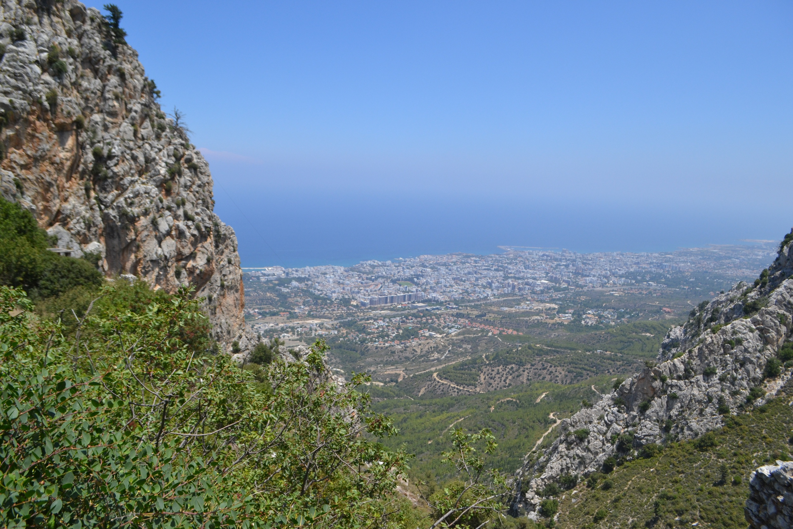 Северный Кипр. Замок Святого Иллариона. (фото). Uqg5qrxYRlM