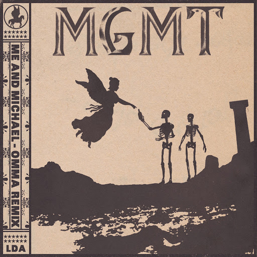MGMT альбом Me and Michael (OMMA Remix)