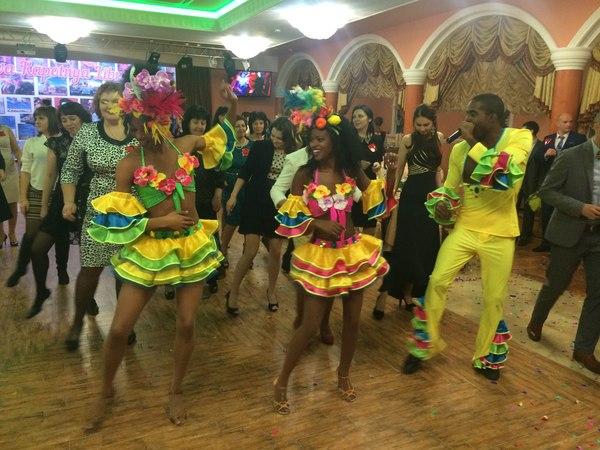 Латиноамериканское Шоу Манго Ритм