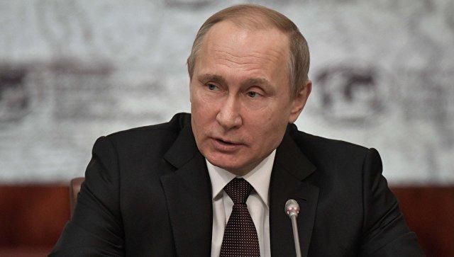 Путин сделал заявление насчёт санкций