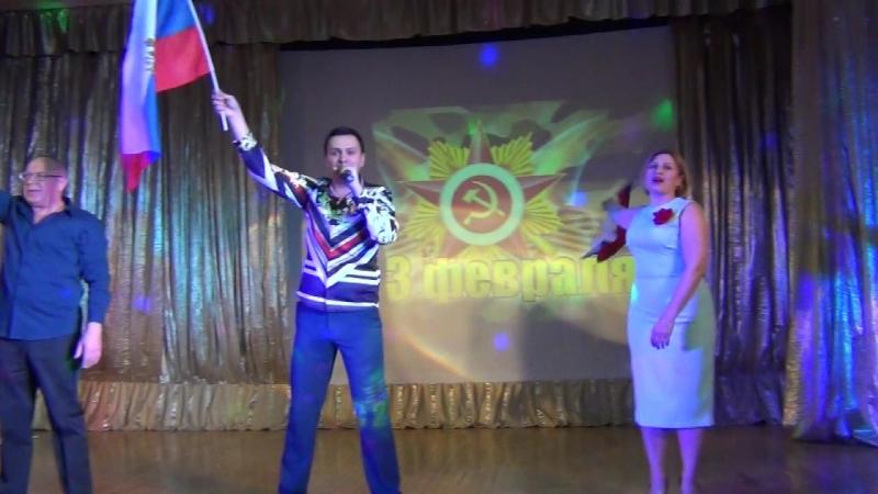 Владимир Волынкин-Вперед Россия