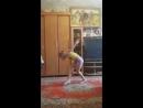 Я танцую! Под музыку 😊