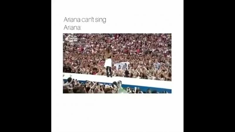 группа: ariana's shine. «'Ариана не может петь'»