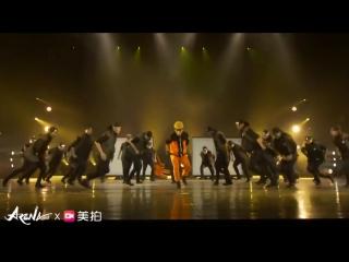 Отличное выступление от O-DOG CREW - Naruto Ninja Dance