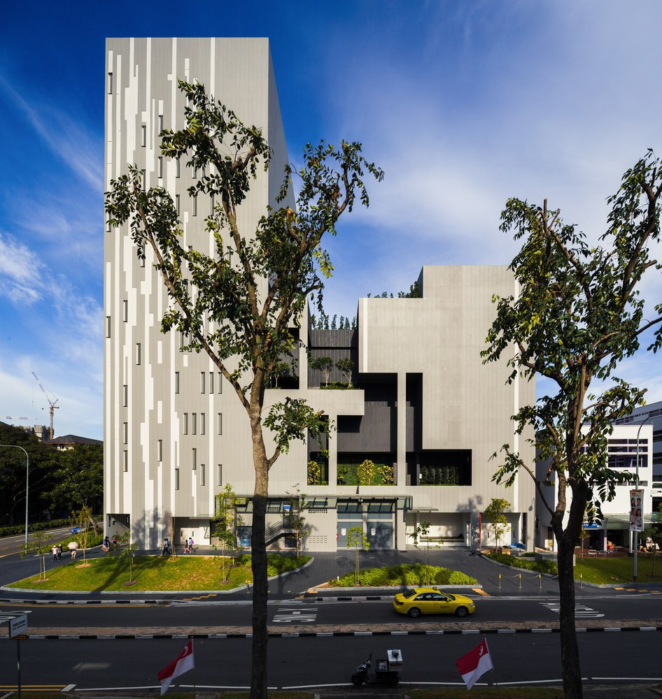 Gateway Theatre / ONG