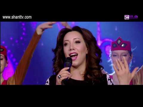 Ամանորը Շանթում New Year In Shant TV 2016 Alla Levonyan