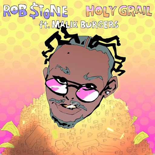 Rob $tone альбом Holy Grail (feat. Malik Burgers)